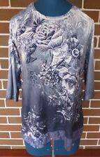 Millers Clubwear 3/4 Sleeve Floral Tops & Blouses for Women