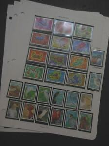 EDW1949SELL : MALDIVE Nice VFMNH collection of mostly Birds & Animals. Cat