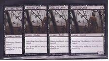Magic 4x Shambling Ghoul - Ghoul Barcollante 159/254 Battlebond C
