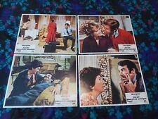 PLAZA SUITE - ORIGINAL SET OF 8 LOBBY CARDS - 1971 - WALTER MATTHAU