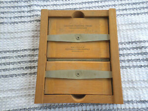 Eastman Kodak Printing Frame for 4x5 Negatives Vintage Smith Bros.