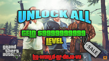 GTA 5 Online [PC] Unlock All | GELD & RP Level | Grand Theft Auto V