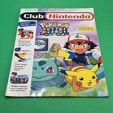 Club Nintendo Heft Februar 2001 Ausgabe 1/01 Jahrgang 13 #jn373