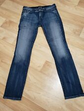 CITIZENS OF HUMANITY Ladies Elson Mid Rise Straight Leg Jeans, Size 28 *VGC*