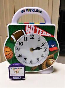 My Tot Clock - Toddler Sleep Clock Alarm Light With Cartridge - Works Great