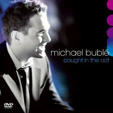Michael Bublé - Caught in the Act [New & Sealed] CD DVD