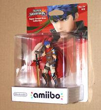 Amiibo Super Smash Bros Series Figure Nintendo Wii U No. 24 Ike