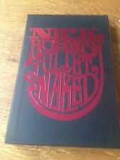 Nick Hornby Juliet Naked *Signed* LMT ED *SLIP CASE*