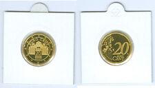 Autriche 20 Cent Pp (Choisissez entre 2002 - 2018)