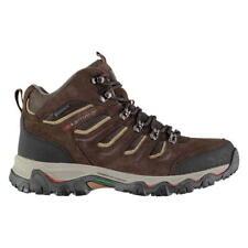 Mens Karrimor Waterproof Breathable Dales Mid Walking Suede BOOTS Size 7-12 Navy 8
