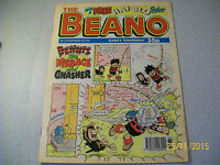 THE BEANO COMIC No. 2721 SEPTEMBER 10TH 1994 D.C.THOMSON & CO