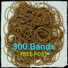 300 Rubber Bands - 100g bag - Size No.16 - 1.5mm x 60mm