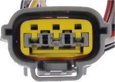Mass Air Flow Sensor Connector fits 1995-1999 Nissan Maxima  DORMAN - TECHOICE
