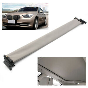 SunShade Sunroof Curtain Cover Gray Fit BMW GT5 F07 2010-2013 2014 2015 2016