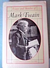 Essays & Sketches of Mark Twain 1995 Barnes & Noble Books