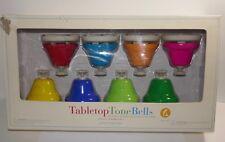 Pottery Barn Kids Tabletop Tone Bells Rare