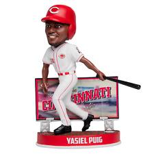 Yasiel Puig Cincinnati Reds Billboard Special Edition Bobblehead MLB