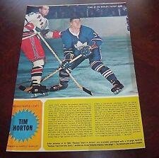 Tim Horton Star Weekly / Canadian Weekly / Weekend Magazine / Toronto Star