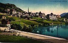 St. Moritz - Dorf, 1925