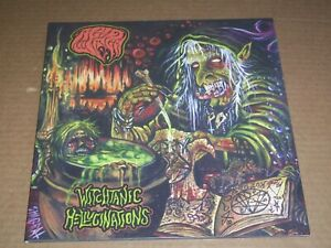 ACID WITCH Witchtanic Hellucinations AWESOME MEGA RARE DEATH METAL UNPLAYED