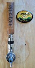 More details for thatchers gold cider handle, home bar man cave