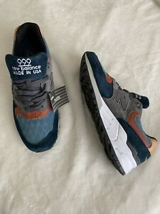 New Balance 999 Made In The USA 🇺🇸 Blue Gray M999JTC Size 9.5 D