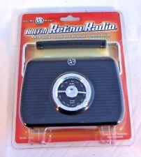 AM/FM Portable Transistor Radio Model 2240 RetroRadio ElectroBrand