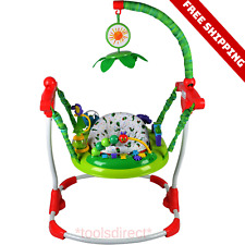 Baby Jumper Jumperoo Walker Bouncer Activity Seat Play Toy Bar Learning Center