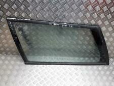 Rear Left  side corner quarter window glass  Volkswagen Passat 500781-01