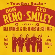 Don Reno, Don Reno & Red Smiley - Together Again [New CD]