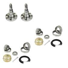 Audi 100 Series  Rear Wheel Bearing Kits + Stub Axle Spindles Drum brake w/o ABS
