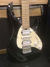 Sterling Musicman Silo20 Electric Guitar 24 frets HSH Locking Tuners w/ Orig Bag