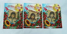 3 LA CHICA FRESITA Car/Home Air Freshener Strawberry/Fresa Deodorant/Aromatizant