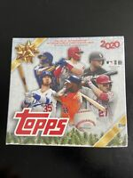 2020 Topps Baseball MLB Holiday Mega Box - Brand New Factory Sealed Ships Fast!