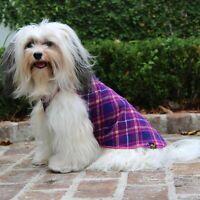 Gold Paw Series Stretch Fleece Dog Sweater Coat Pet Jacket - NEW