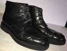 Vibram Gucci Men Boots Size 9