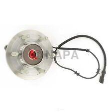 Wheel Bearing and Hub Assembly-4WD Front NAPA/BEARINGS-BRG BR930455
