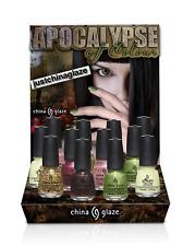 China Glaze Nail Polish Apocalypse Halloween Collection CHOOSE Your Favorite Lac