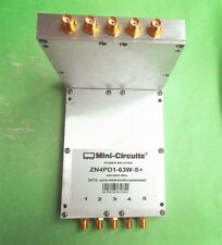 1Pc Mini-Circuits Zn4Pd1-63W-S+ 250-6000Mhz 1 to 4 Splitters