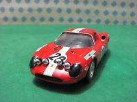 """FERRARI 250 LM 3300cc. coupè """" 24h. Le Mans 1968 """"  - 1/43 Best 9206"""