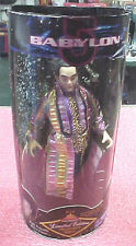 Y Babylon 5 Vir Limited edition Collector's series Fully poseable Action figure
