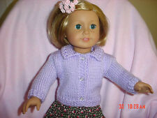 Doll clothes/ HANDMADE CUTE/ Sweater/Fits American Girl 18 inch Dolls 18 inch
