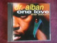 DR. ALBAN- ONE LOVE. THE ALBUM (BMG). CD.