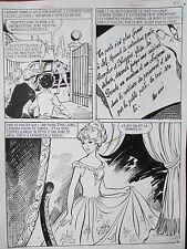 ECOLIERE ET MANEQUIN (RUIZ) GRANDE PLANCHE SHOOLGIRLS AREDIT PAGE 61