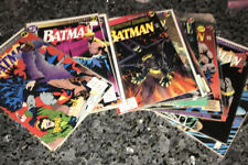 BATMAN: KNIGHTFALL COmplete 19 Part Series BANE BREAKS BATMAN BACK ALL1st Pronts