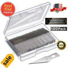 100 pcs for X-ACTO Knife Scoring Sharp Blades EXacto Set Pack Hobby Crafts Arts