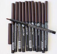 12 pencils - AA03 LIGHT BROWN NICKA K Auto Retractable EYE LINER Pencil