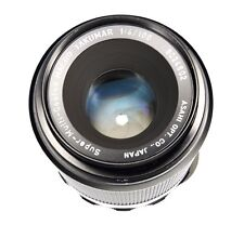Pentax Super-Multi-Coated 100mm f4 Macro-Takumar M-42  mount  #8024602