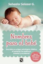 Nombres para el bebé (Spanish Edition)-ExLibrary