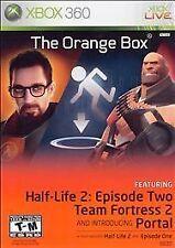 The Orange Box Xbox 360, Xbox 360 Video Games-Good Condition